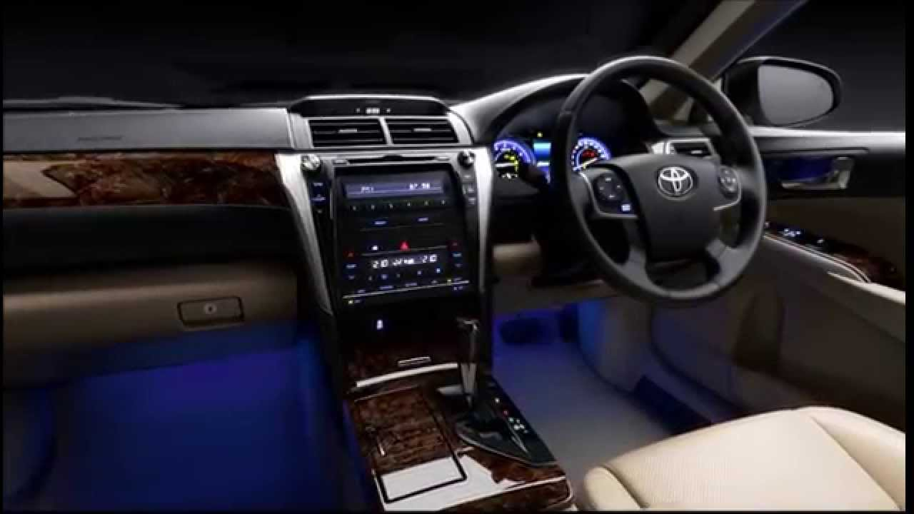 All New Camry Singapore Modifikasi Grand Veloz 2016 Toyota 2015 Youtube