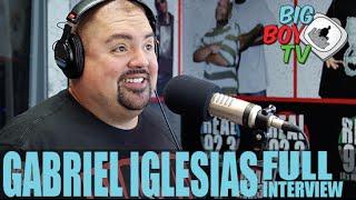 Gabriel Iglesias FULL INTERVIEW | BigBoyTV