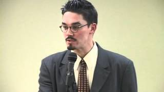 PDX 9/11 Truth - Who Killed Dr Graham? Sander Hicks 2-15-08  HR