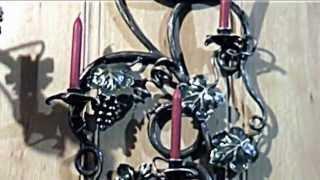 Ковка 2ч от WWW.GEFEST.KHARKOV.UA(Художественная ковка под заказ любых типов и видов изделий по чертежам и эскизам заказчика. По желанию..., 2013-01-14T18:10:43.000Z)