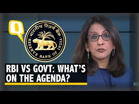 RBI Vs Govt: Everything You Should Expect from the Meeting Today   The Quint