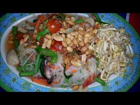 Laos street Food - Travel | Tour Laos - 2015