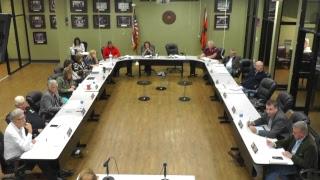 Health Committee Meeting - 10/15/2018