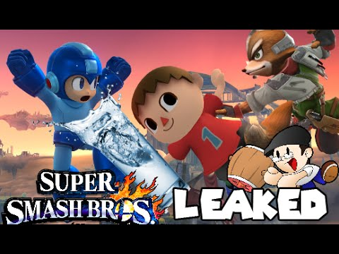 OPINION: What of the Smash 3DS Leaks?
