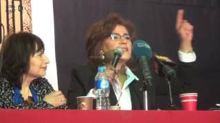 بالفيديو  رسالة فاطمة ناعوت للنظام بعد الخروج من أزمتها