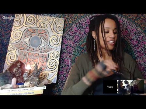 Guest: Conscious Tone313 w/Kris Monet on Feminine Spirit Chat