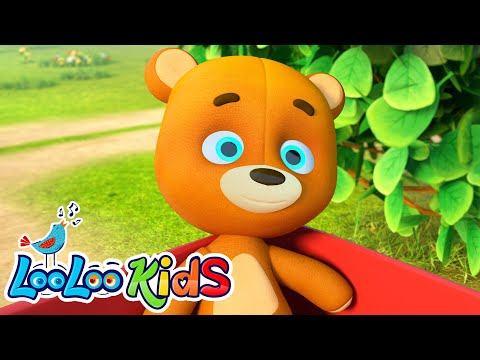 Round the Mulberry Bush - THE BEST Songs for Children | LooLoo Kids