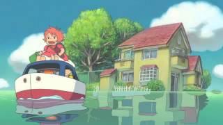 Deep Sea Pastures ~ Mother of the Sea   Ponyo