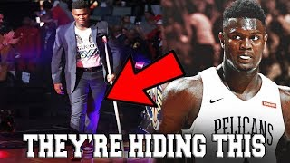 HUGE ZION WILLIAMSON INJURY UPDATE + NEW ORLEANS TO TRADE EVERYONE!