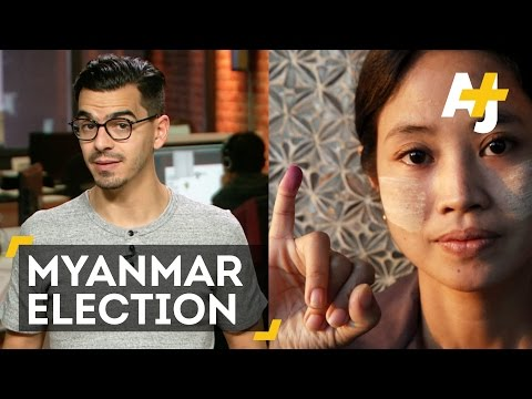 Was The Myanmar Election Actually Free?