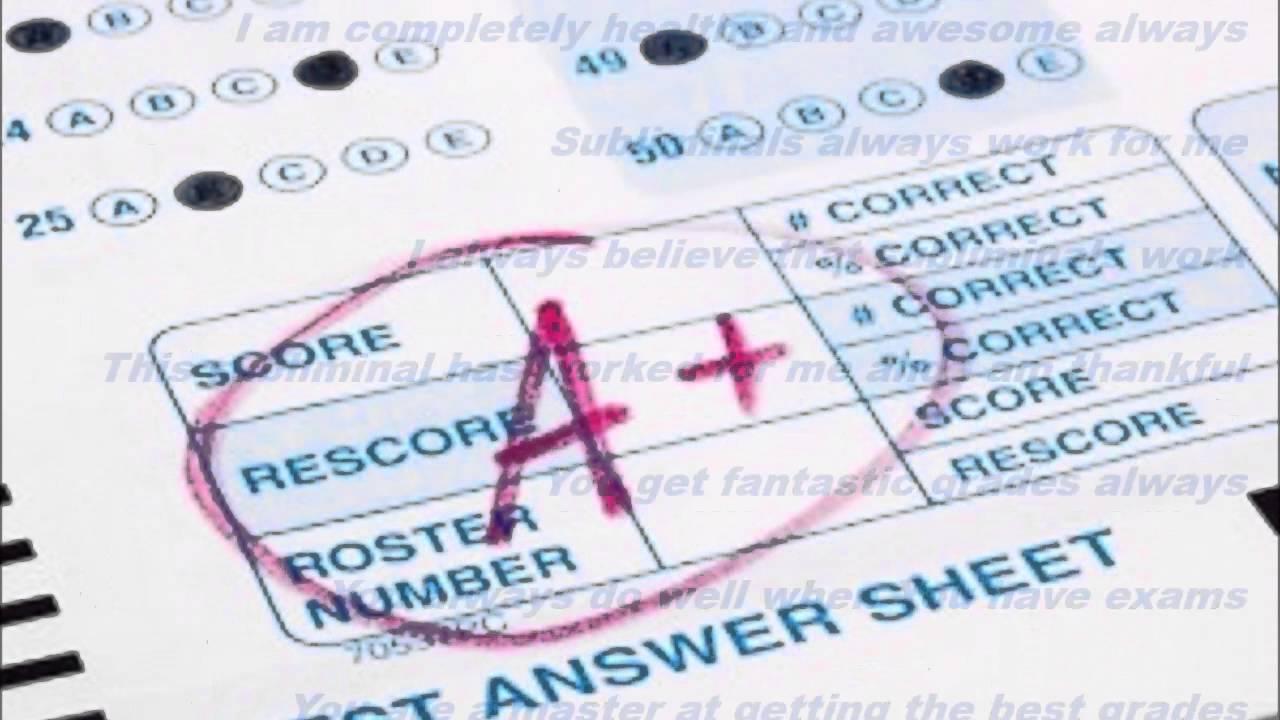 get the best grades subliminal get the best grades subliminal