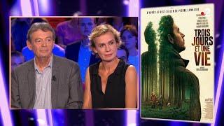 Sandrine Bonnaire et Pierre Lemaitre - On n'est pas couché 14 septembre 2019 #ONPC