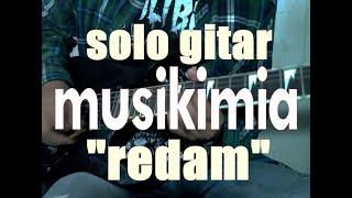 Tutorial solo gitar redam-musikimia