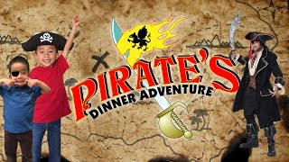 Pirate's Dinner Adventure (Buena Park Attractions): Traveling with Kids