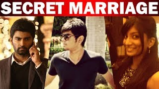 Actor Vijay and Atharva families become in laws