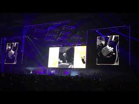 Volbeat ft. Lars Ulrich Metallica - Guitar gangsters & Enter Sandman - Live @ Parken Chp 26/7 2017