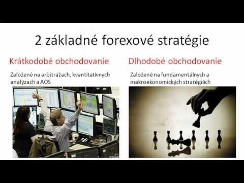 Ako začať na forexe