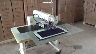 Automatic pattern sewing machine for Japanese Kendo Armour