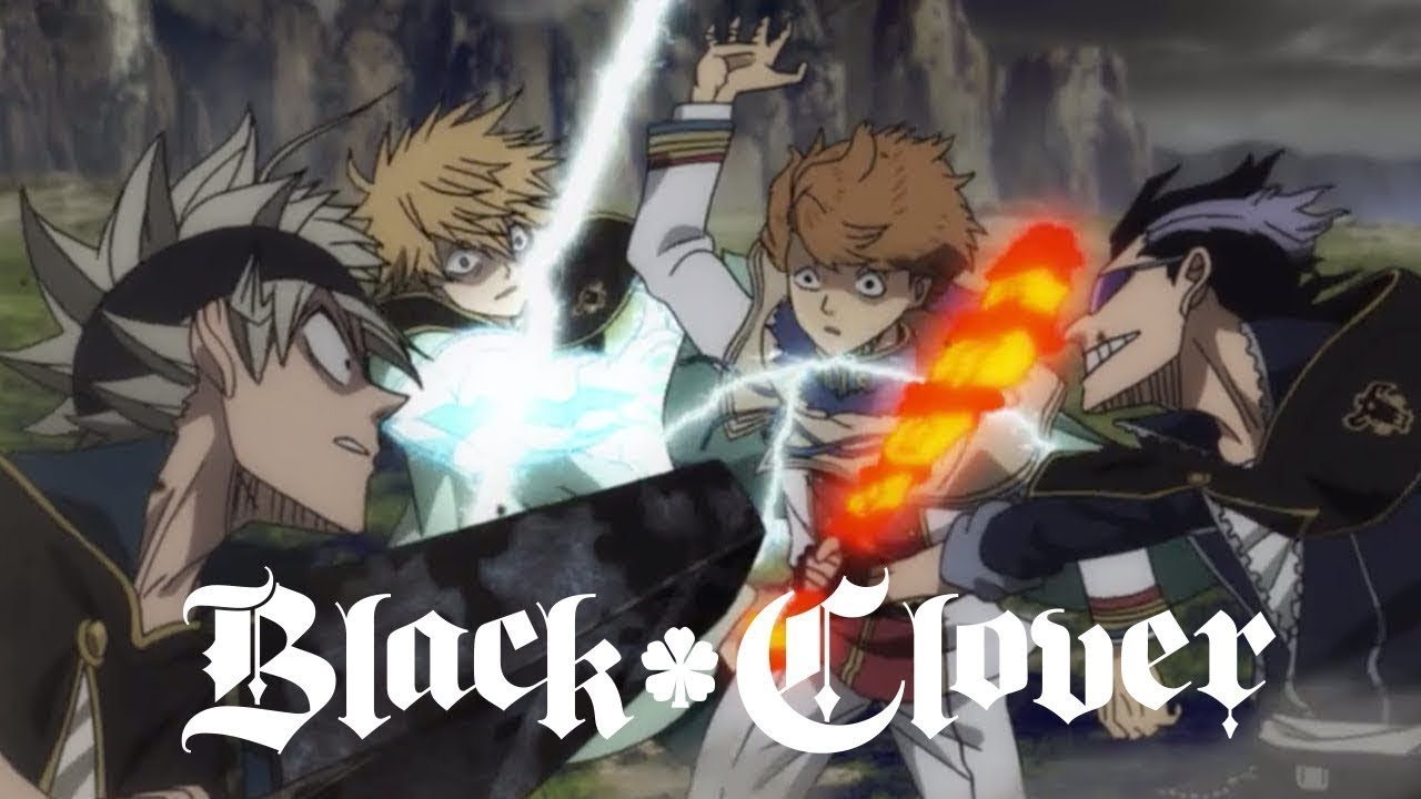 Asta And Black Bulls Save Finral From Langris Black Clover Episode 81 Youtube