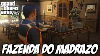 GTA 5 - Fazenda do Madrazo ÁREA SECRETA