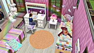 📚The sims freeplay //1 day before the exam📖📒