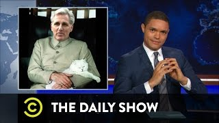 Benghazi - The Never-Ending Scandal: The Daily Show