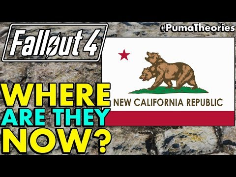Fallout 4: Where is or What Happened to the NCR since the events of Fallout New Vegas? #PumaTheories