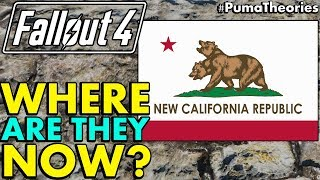 Fallout 4 Where is or What Happened to the NCR since the events of Fallout New Vegas PumaTheories