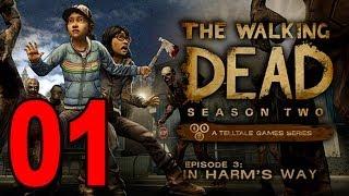 The Walking Dead Season 2 Episode 3 - Part 1 - In Harm