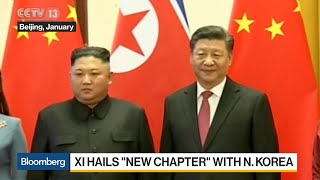 Xi and Kim to Meet in Pyongyang