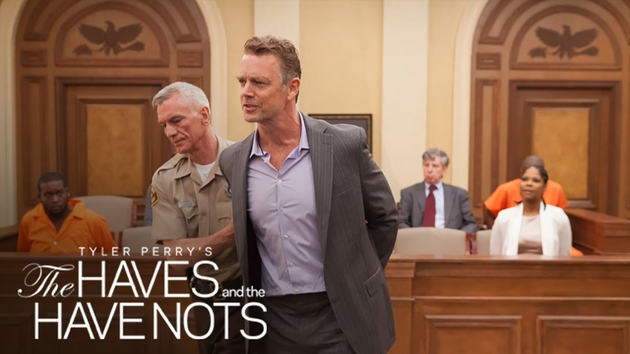 Download Veronica Walks Free While Jim's Bail Is Denied | Tyler Perry's The Haves and the Have Nots | OWN