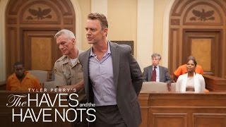 Veronica Walks Free While Jim's Bail Is Denied | Tyler Perry's The Haves and the Have Nots | OWN