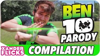 Ben 10 Parody (Compilation) - XanderFlicks
