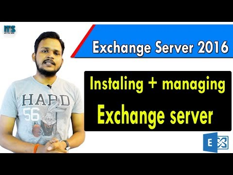 5- Exchange server 2016 installation step by step in Hindi