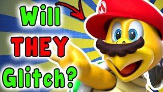 Will It GLITCH? - Super Mario Odyssey Cap Glitches
