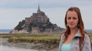 Замок Мон-Сен-Мишель, Франция(http://goo.gl/A75XyV - Наш фотоотчет на блоге. Очень красивый замок Мон-Сен-Мишель. Еще на подъезде вид был впечатляющ..., 2015-05-09T09:45:20.000Z)