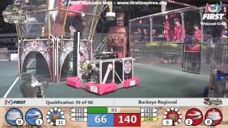 Qual 39 - 2017 Buckeye Regional