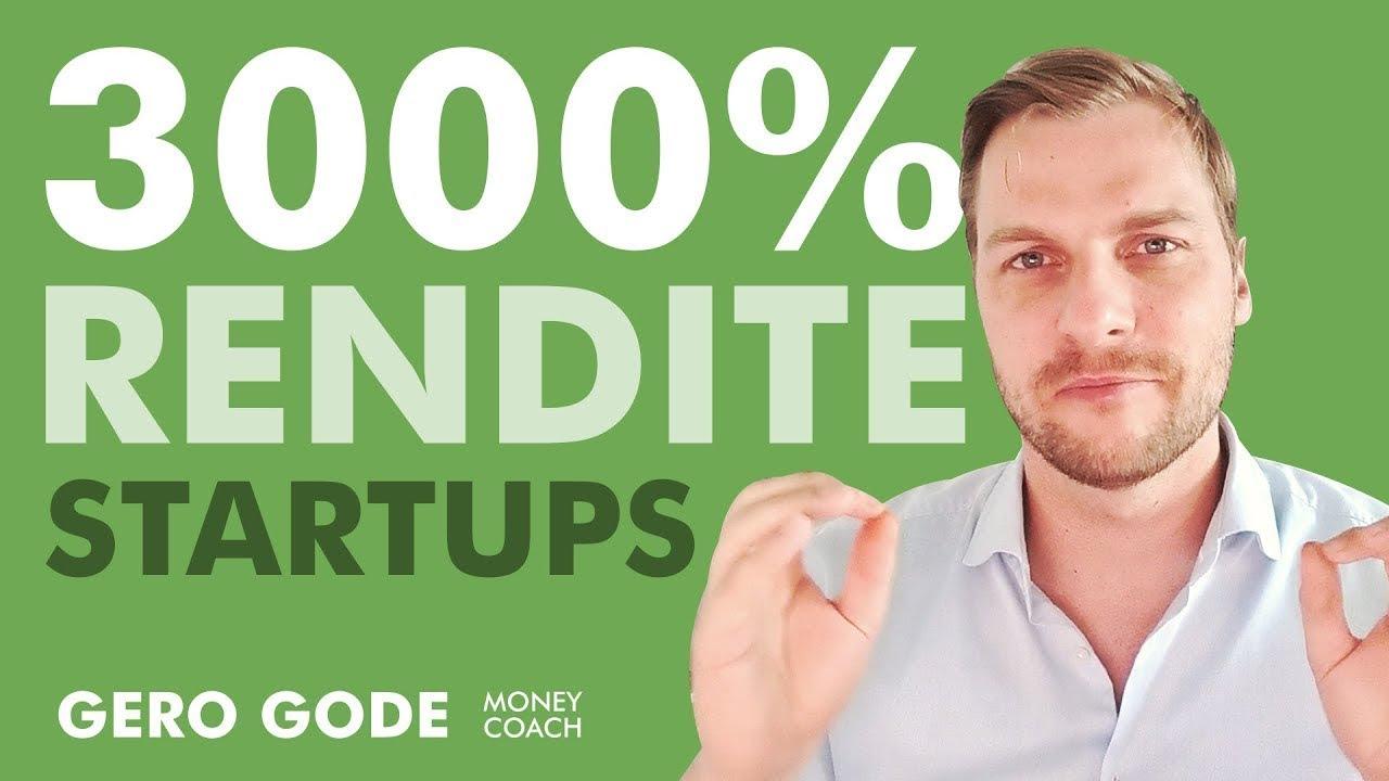 Startup Investieren