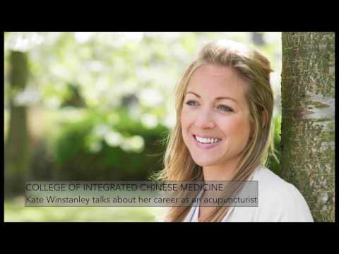 Build a career you love as an acupuncturist - Kate Winstanley CICM graduate interview