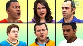 GTA 5 - All Friend Conversations