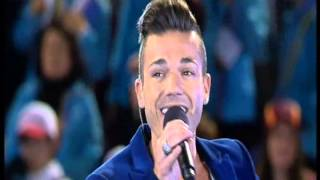 Anthony Callea Go The Distance - Special Olympics 2013