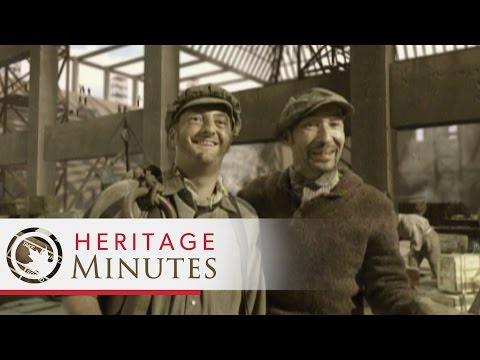 Heritage Minutes: Maple Leaf Gardens