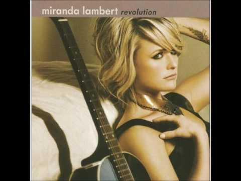 Miranda Lambert - Love Song