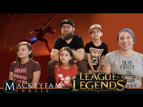 RISE (ft. The Glitch Mob, Mako, and The Word Alive) | Worlds 2018 - League of Legends- REACTION!!!