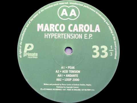 marco carola - acid tension