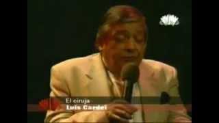 Luis Cardei - El ciruja. Tangocity.com