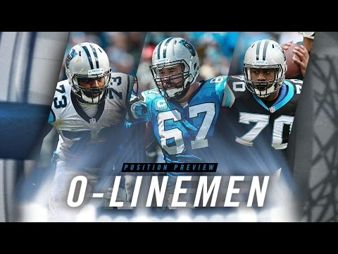 Carolina Panthers 2016 Position Preview: Offensive Line