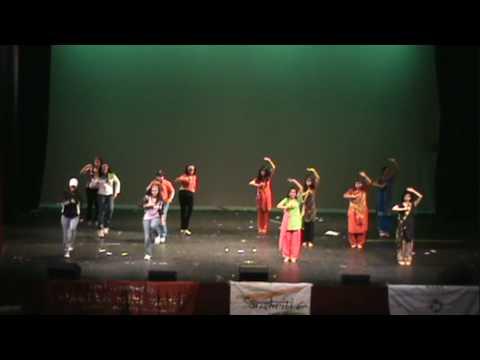 NU Tarang 2009 Taal Se Taal(Western) Dance