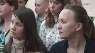 Роман Старовойт про ремонт школи №11 м Курська