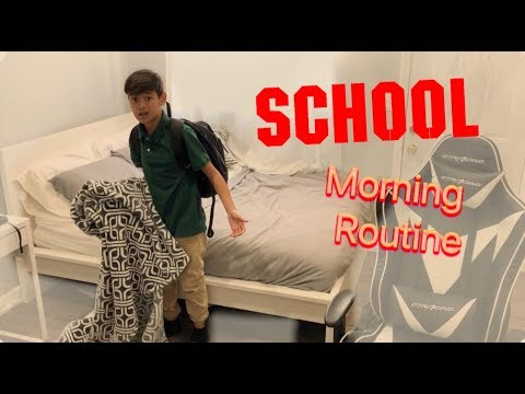 MY SHOOL MORNING ROUTINE!!! ( Gone Wrong )